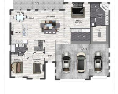 Vermillion Floor Plan