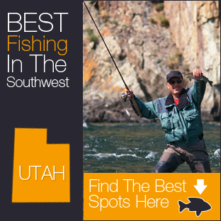 Great Fishing Places Near Kanab Utah
