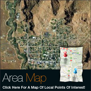 Local Map of Kanab Utah