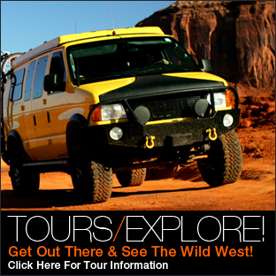 Tours Near Kanab Utah